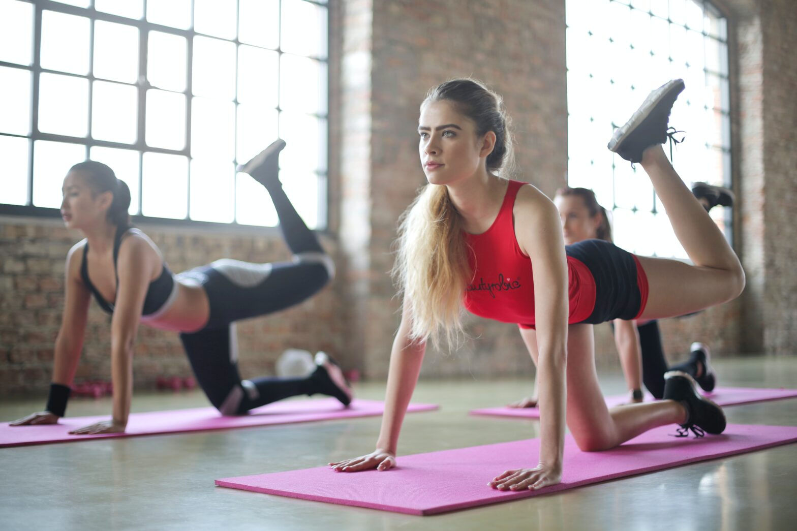 Mat och träning