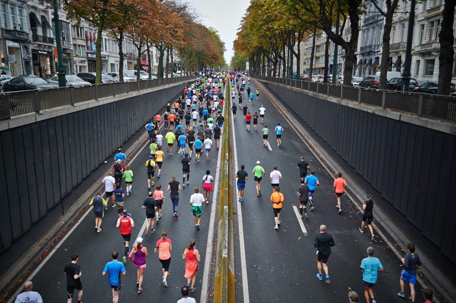 Undvik att hamna i slentrian med löpträningen